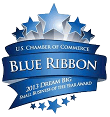US Chamber 2013 Blue Ribbon Award