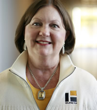 Patsy Vaughan, Development Director