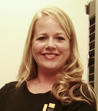 Kristy Johnson, Manager of Marketing & Business Development